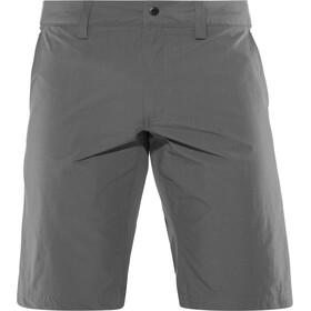 Haglöfs Amfibious Spodnie krótkie Mężczyźni, magnetite